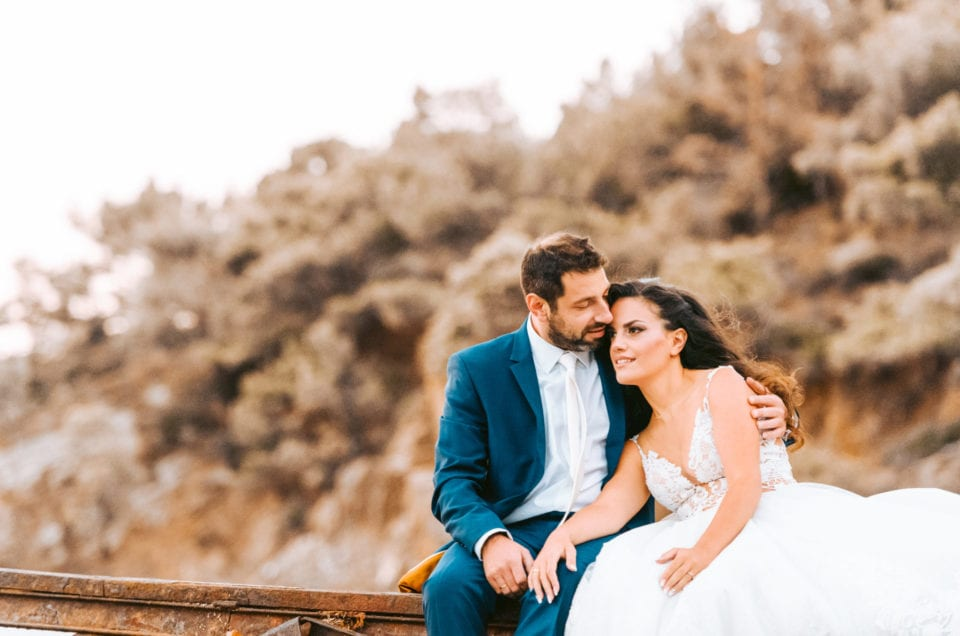 Giannis & Mary – Wedding in Lesvos