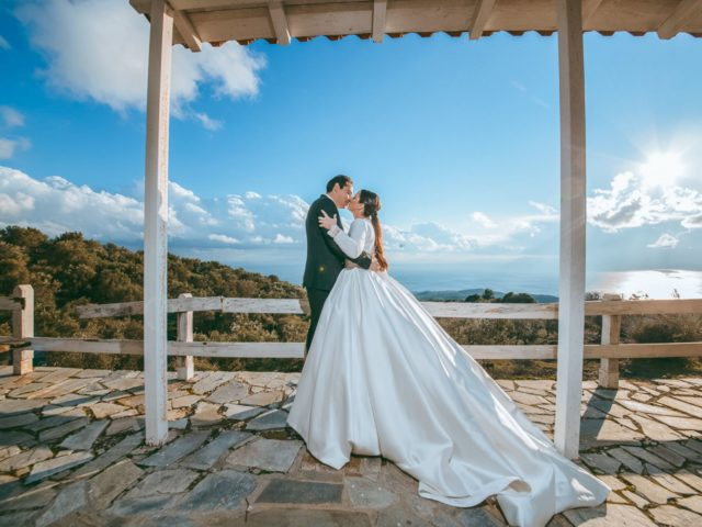 Alexis & Eirini – Winter Wedding in Mytilini