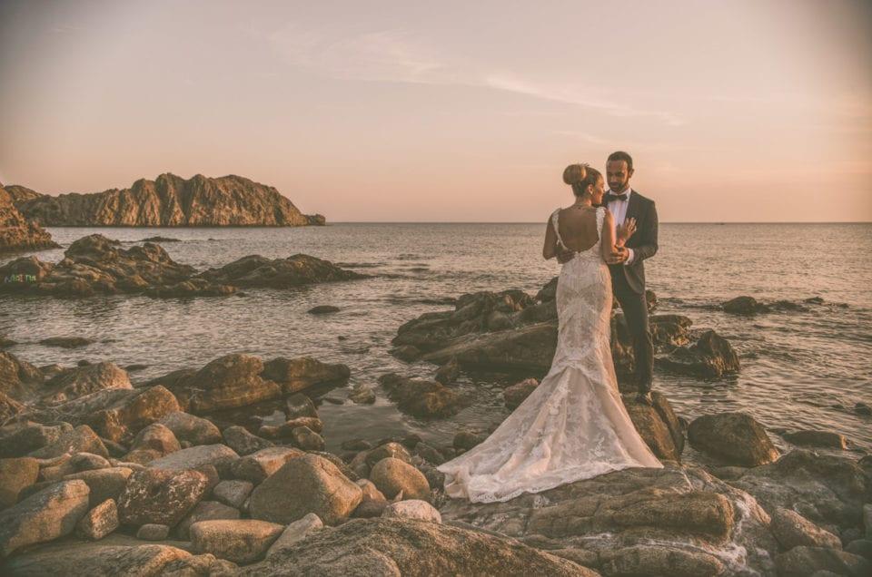 Hector & Vasw – Wedding in Mytilini