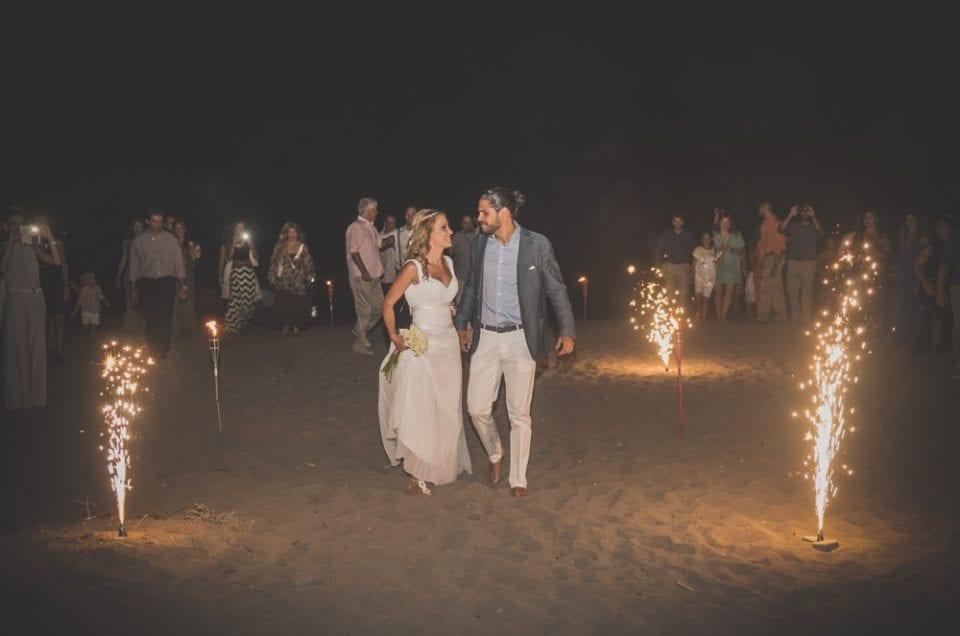 Akis & Eliza – Wedding in Eressos